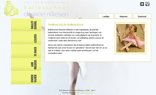 De Balletschool van Desiree Nillesen